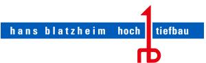 hans blatzheim hoch tiefbau – bonn Logo